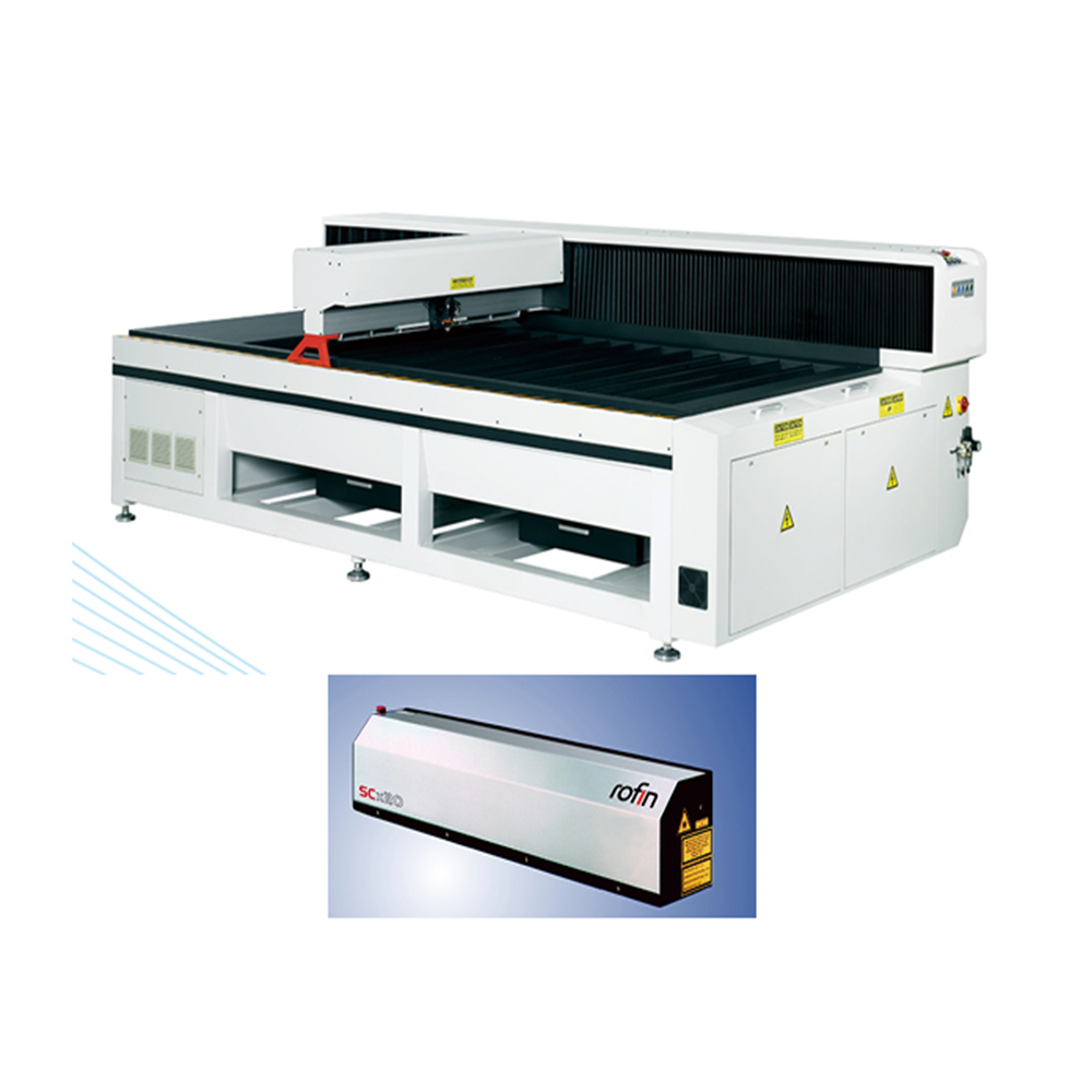 LQA1225/1530 CO2 Laser Cutting System
